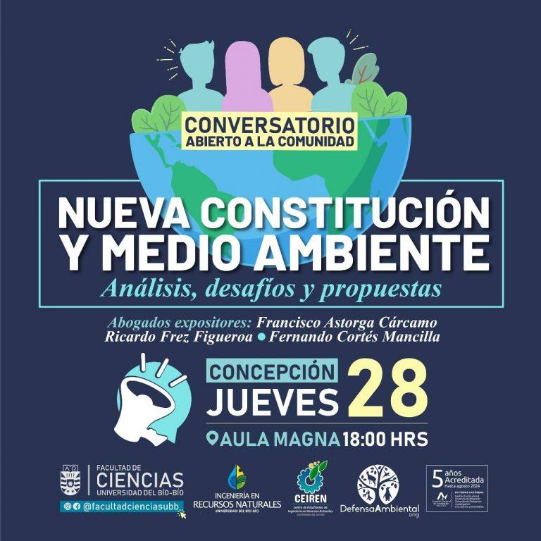 foro Nueva Constitución y Medio Ambiente